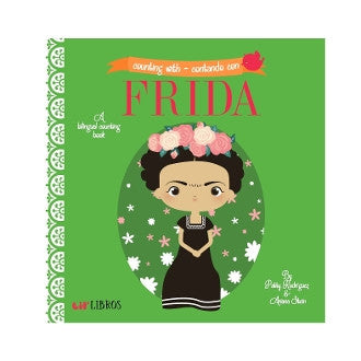 Counting With/Contando Con Frida - Lil Tulips