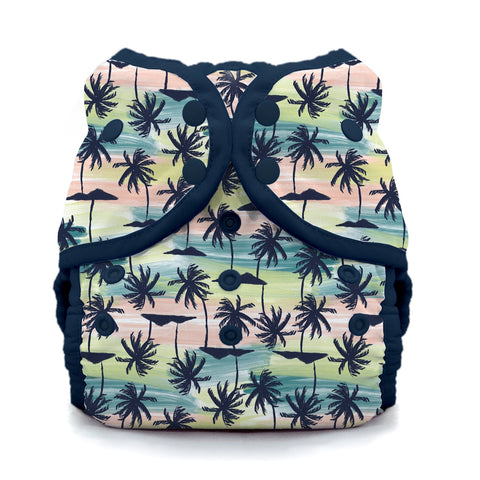 Palm Paradise Swim Diaper