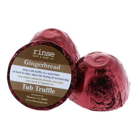 Tub Truffle - Gingerbread