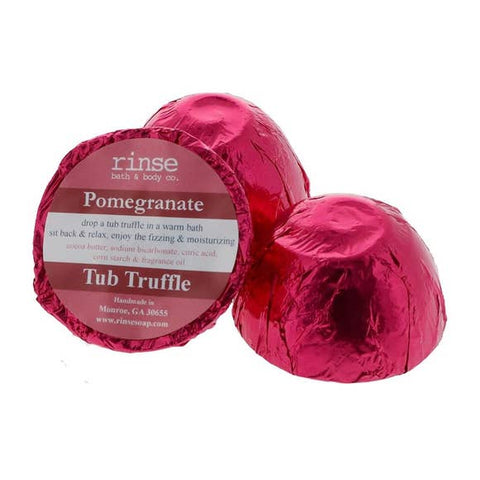 Tub Truffle - Pomegranate