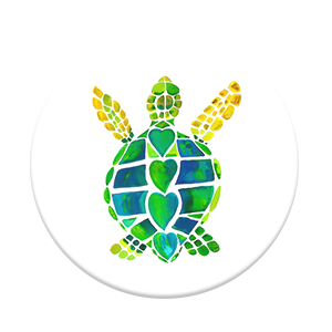 Turtle Love PopSocket