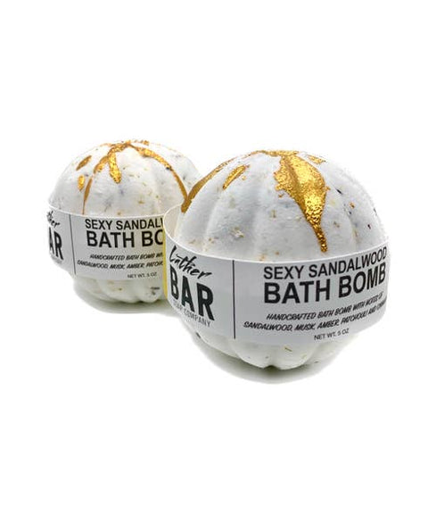 Sexy Sandalwood Bath Bomb