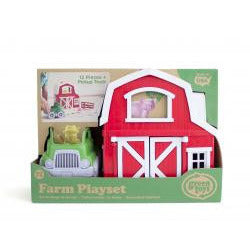 Green Toys Farm Playset - Lil Tulips - 1