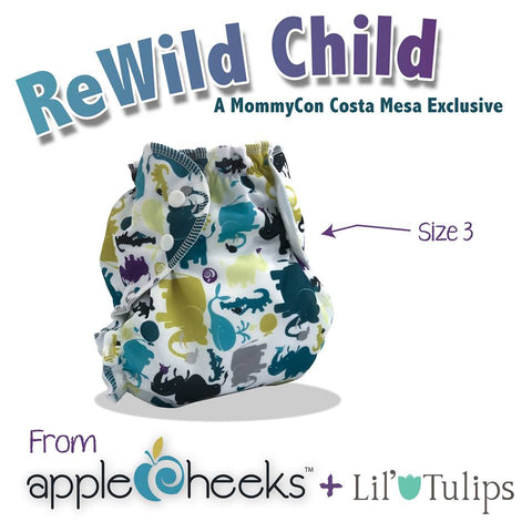 ReWild Child Size 3 Envelope Cover