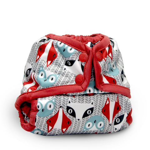 Rumparooz Newborn Cloth Diaper Cover - Clyde