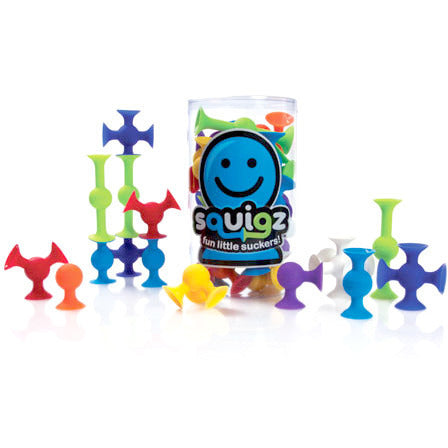 Squigz Starter Pack [24 pieces] - Lil Tulips - 1