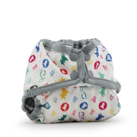 Rumparooz Newborn Cloth Diaper Cover - Roozy