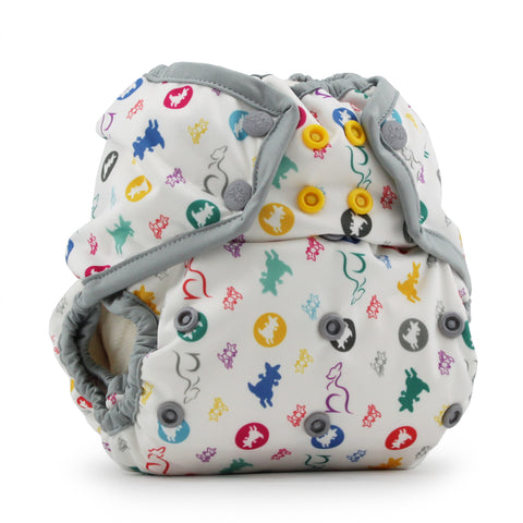 Rumparooz One Size Cloth Diaper Cover - Roozy