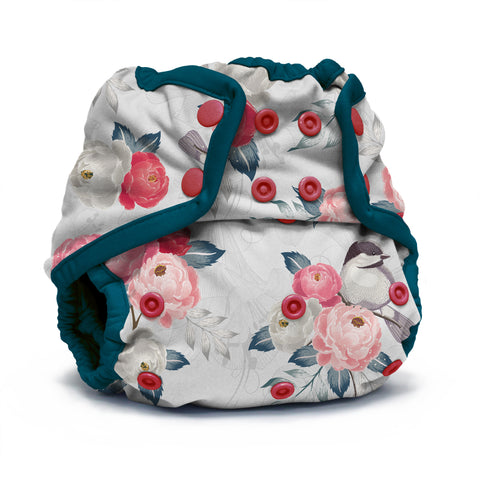 Rumparooz One Size Cloth Diaper Cover - Lily