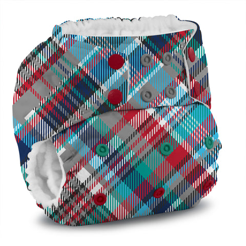 Rumparooz One Size Cloth Diaper - Billy