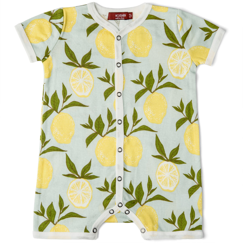 Lemon Organic Shortall