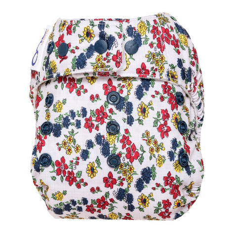 Calico O.N.E. Cloth Diaper