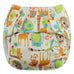 Blueberry One Size Simplex All in One Diaper - Lil Tulips - 39
