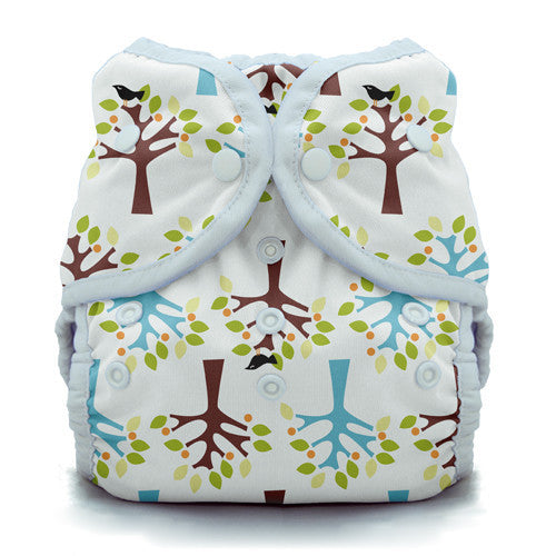 Thirsties Duo Wrap Diaper Cover - Lil Tulips - 10