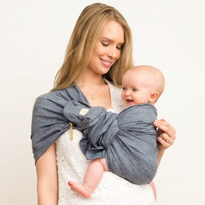 Lillebaby Ring Sling - Heathered Dusk