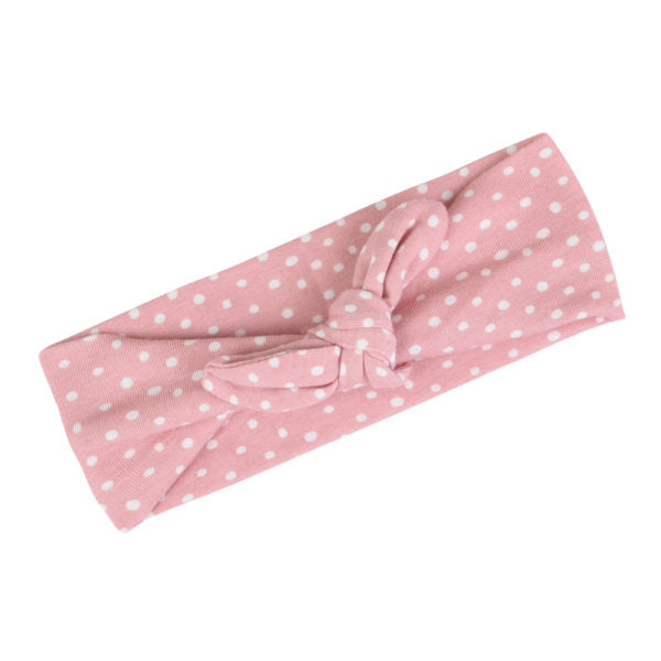 Rose Dot Headband