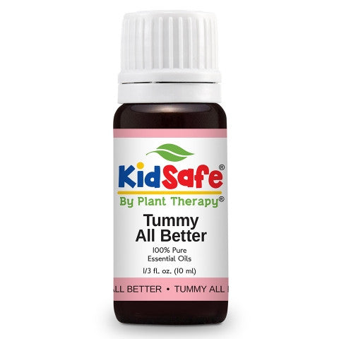 Kids Safe by Plant Tummy All Better - Lil Tulips - 1