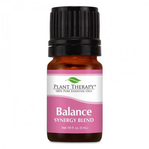 Plant Therapy Balance Synergy (For Women) - Lil Tulips