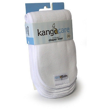 Rumparooz/Kanga Care Washable Diaper Liner [10 pack] - Lil Tulips - 1