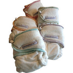 Sloomb snapless-MINI fitteds Cloth Diapers - Lil Tulips - 1
