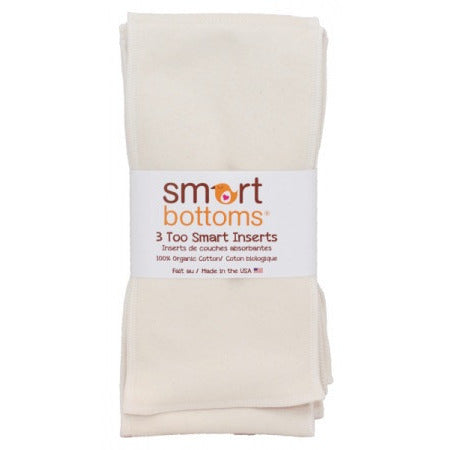 Smart Bottoms Too Smart Inserts [3 pack] - Lil Tulips