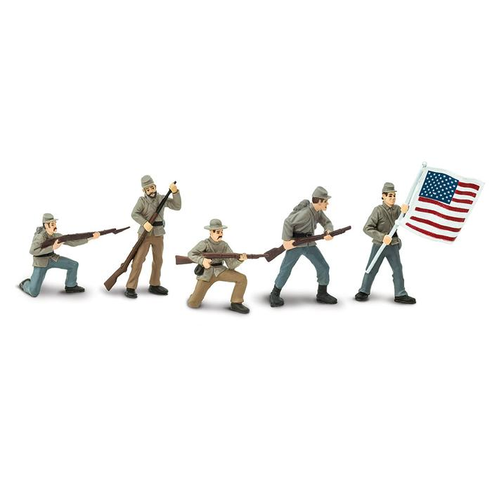 Civil War Confederate Soldiers TOOB®