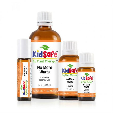 Kids Safe by Plant No More Warts - Lil Tulips