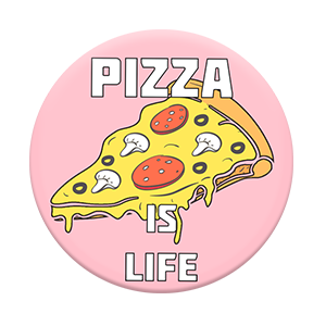 Pizza is Life PopSocket
