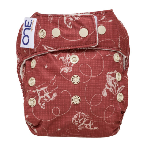 Tex O.N.E. Cloth Diaper