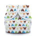 Thirsties Duo Wrap Diaper Cover - Lil Tulips - 12
