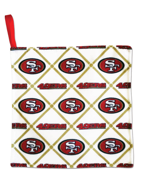San Francisco 49ers Rally Paper
