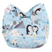 Blueberry Newborn Simplex AIO Diaper