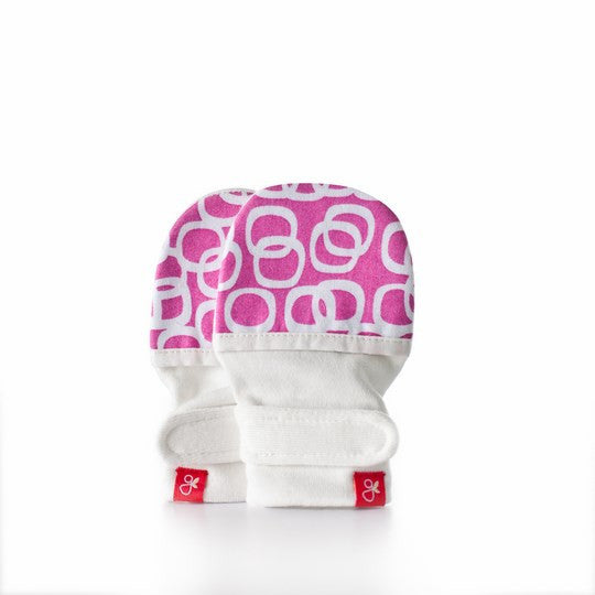 Guavakids goumikids goumimitts Baby Mitts - Lil Tulips - 4