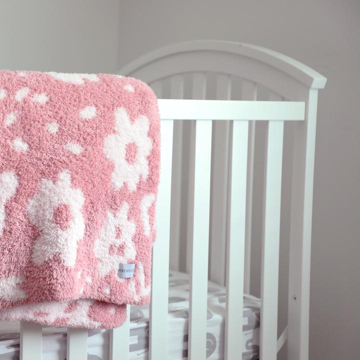 Petal Double-Layer Bamboni Blanket