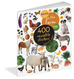 On the Farm Eyelike Reusable Stickers