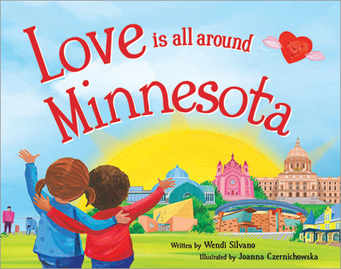 Love Is All Around Minnesota