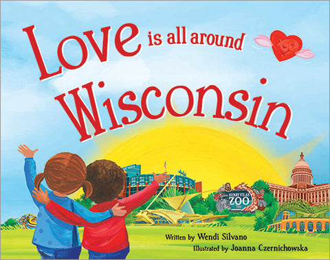 Love Is All Around Wisconsin