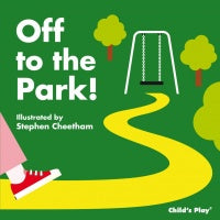 Off to the Park! (Tactile Book)