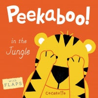 Peekaboo! In the Jungle Board Book