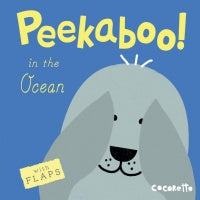 Peekaboo! In the Ocean Board Book