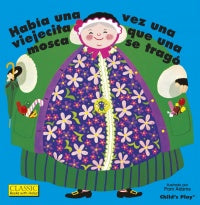 SPANISH Old Lady Who Swallowed a Fly Board Book