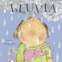 Lluvia (Rain) Board Book-SPANISH