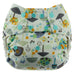 Blueberry One Size Simplex All in One Diaper - Lil Tulips - 6