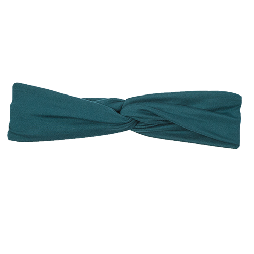 Forest Green Adult Headband
