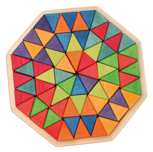 Large Puzzle Octagon