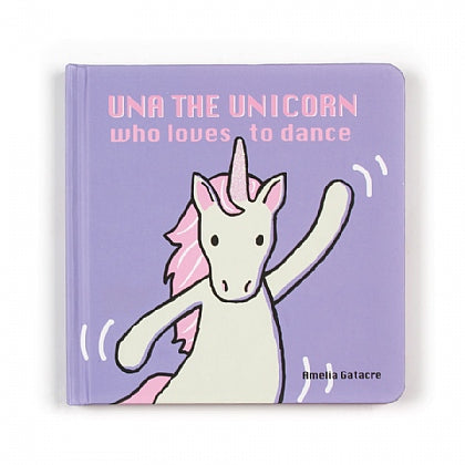 Una the Unicorn Who Loves to Dance