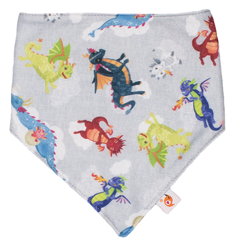Dragon Dreams Bandana Bib