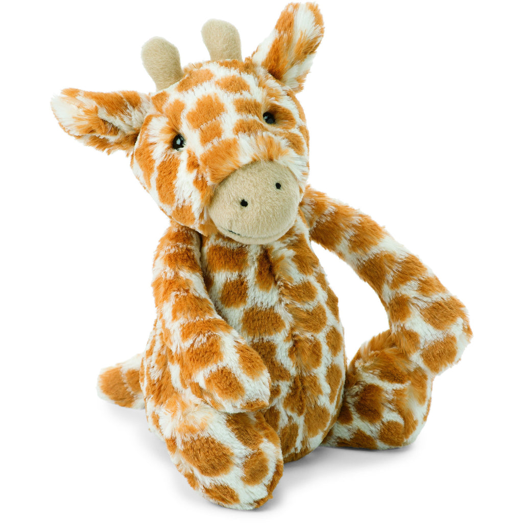 JellyCat Bashful Giraffe Small - Lil Tulips