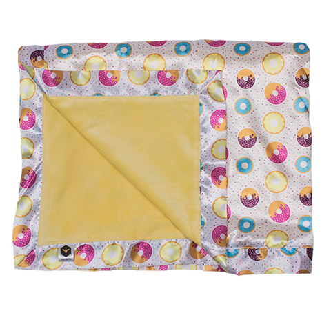 Sprinkles Bee Luxe Blanket