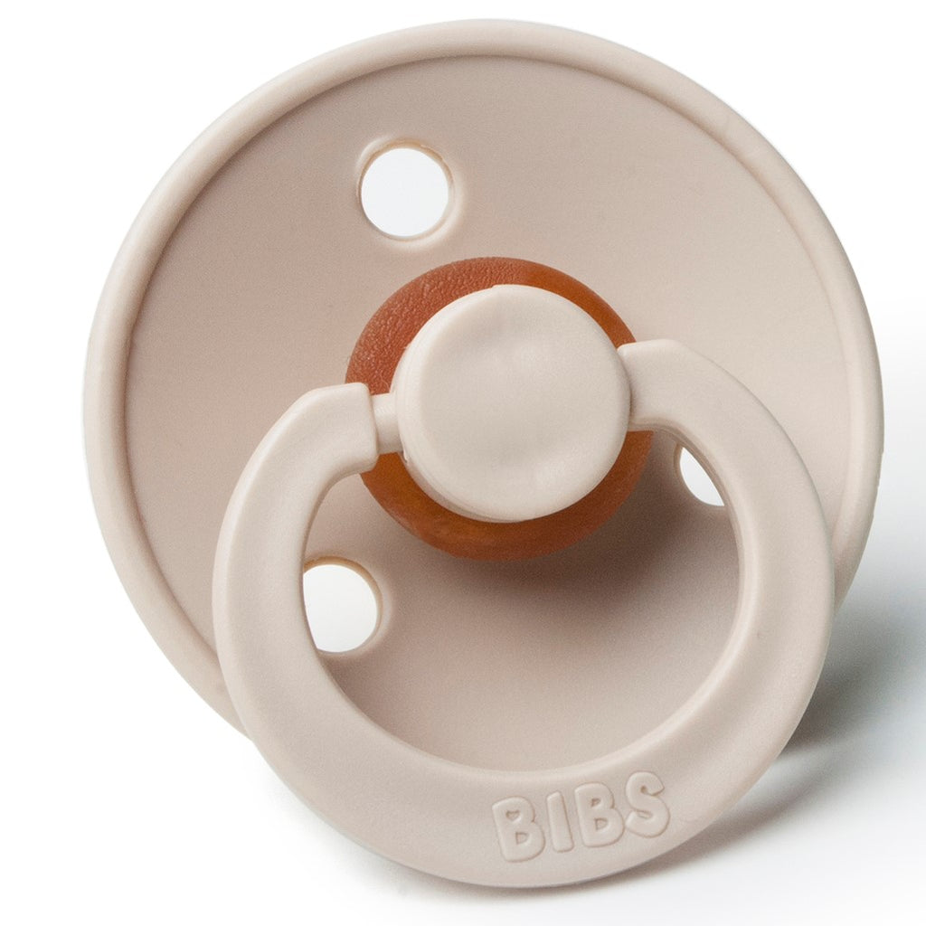 Natural Rubber Pacifier Beige